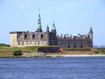 Het kasteel van Kronborg   Royalty-vrije Stock Foto