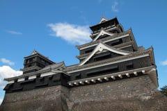 Het Kasteel van Kumamoto royalty-vrije stock foto's