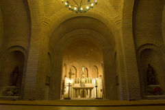 Het Kasteel van La Mota, Valladolid. SP Royalty-vrije Stock Foto's