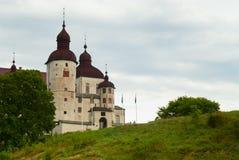 Het kasteel van Lacko Stock Fotografie