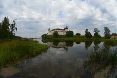 Het kasteel van Lacko Royalty-vrije Stock Afbeeldingen