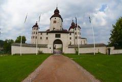 Het kasteel van Lacko Stock Afbeelding
