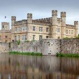 Het Kasteel van Leeds royalty-vrije stock foto's
