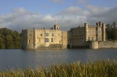 Het kasteel van Leeds stock foto