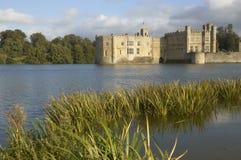 Het kasteel van Leeds stock foto's