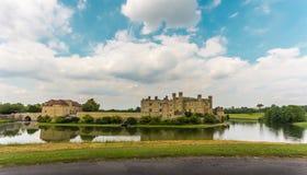 Het kasteel van Leeds Royalty-vrije Stock Afbeelding