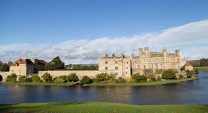 Het kasteel van Leeds royalty-vrije stock foto