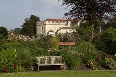 Het kasteel van Leeds, het Verenigd Koninkrijk Royalty-vrije Stock Afbeeldingen