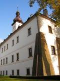 Het kasteel van Letohrad royalty-vrije stock foto