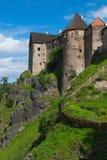 Het kasteel van Loket Royalty-vrije Stock Afbeeldingen