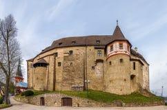 Het kasteel van Loket, Tsjechische Republiek Royalty-vrije Stock Fotografie