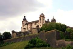 Het kasteel van Marienberg Royalty-vrije Stock Foto's