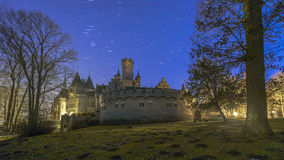 Het kasteel van Marienburg Royalty-vrije Stock Foto