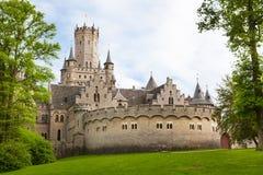 Het Kasteel van Marienburg, Duitsland, Royalty-vrije Stock Afbeeldingen