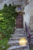 Het kasteel van Medival Stock Foto
