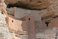 Het Kasteel van Montezuma stock foto