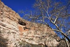 Het kasteel van Montezuma Stock Fotografie
