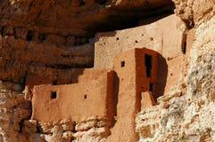 Het Kasteel van Montezumas royalty-vrije stock afbeelding