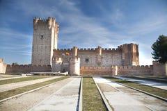 Het kasteel van Mota Royalty-vrije Stock Fotografie