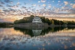 Het Kasteel van Nagoya, een Japans kasteel in Nagoya, Japan stock afbeeldingen