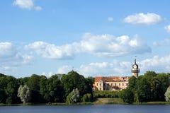 Het Kasteel van Nesvizh Stock Afbeelding