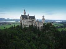 Het kasteel van Neuschwanstein Royalty-vrije Stock Afbeelding