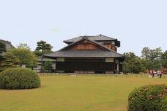 Het Kasteel van Nijo Stock Afbeelding