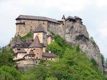 Het kasteel van Orava Royalty-vrije Stock Fotografie