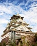 Het Kasteel van Osaka Stock Afbeelding