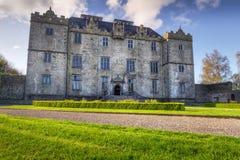 Het Kasteel van Portumna in Co. Galway Stock Fotografie