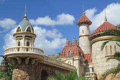 Het Kasteel van prinsEric ` s in Orlando, Florida royalty-vrije stock afbeelding
