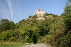 Het kasteel van Pyrmont Stock Afbeeldingen