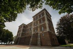 Het kasteel van Rivoli stock foto