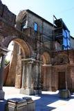 Het kasteel van Rivoli stock fotografie