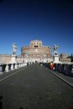 Het kasteel van Rome Stock Foto's