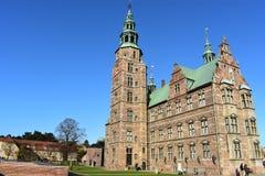 Het Kasteel van Rosenborg royalty-vrije stock foto's