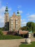 Het Kasteel van Rosenborg in Kopenhagen Royalty-vrije Stock Afbeeldingen