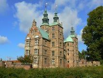 Het Kasteel van Rosenborg in Kopenhagen Stock Foto's