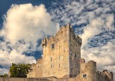 Het kasteel van Ross Stock Afbeelding