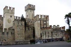 Het kasteel van Sabbioneta Stock Fotografie
