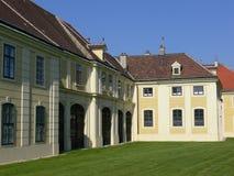 Het kasteel van Schoenbrunn royalty-vrije stock foto