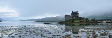 Het kasteel van Schotland Eilean Donan Royalty-vrije Stock Foto