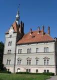 Het kasteel van Shenborn Royalty-vrije Stock Foto's