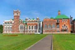 Het kasteel van Sheremetev Royalty-vrije Stock Foto