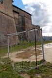 Het kasteel van Sorrivoli Stock Foto's