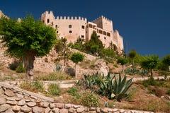 Het kasteel van Spanje Royalty-vrije Stock Afbeeldingen