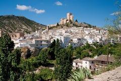 Het kasteel van Spanje Royalty-vrije Stock Fotografie