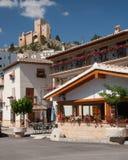 Het kasteel van Spanje Royalty-vrije Stock Afbeelding