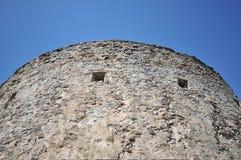 Het Kasteel van Staralubovna Stock Afbeelding