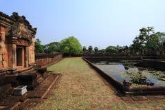 Het Kasteel van Tam van Maung Royalty-vrije Stock Foto's